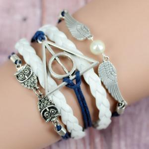 Good luck charm young girl bracelet