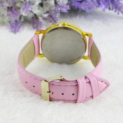 Anchor party teen casual pink girl ..
