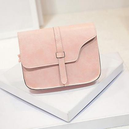 Messenger Shoulder Pink Fashion Lon..