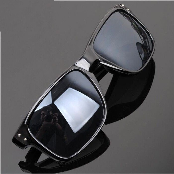 Adrenaline sports adventure summer time unisex black sunglasses