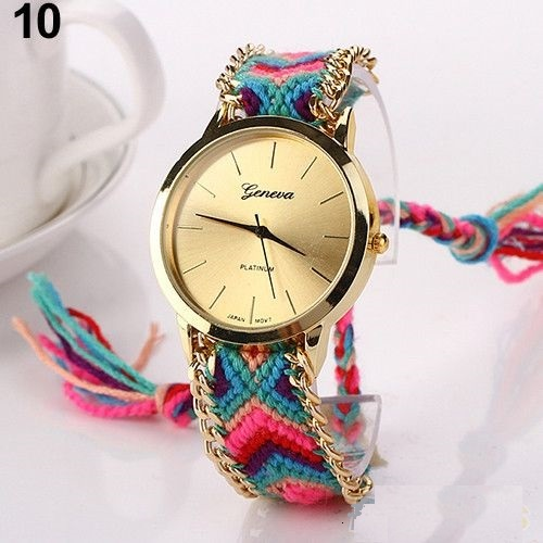 Hippie Party Girl Festival Watch
