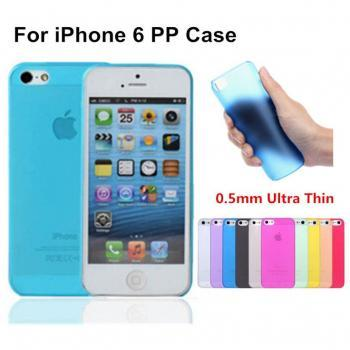 4.7 inch iphone 6 Ultra Thin Slim Transparent Cover Case