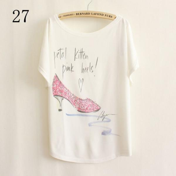 Pink heels party Summer Top Girl Tee